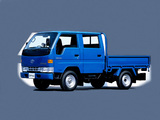 Toyota Dyna 4WD Double Cab 1995–99 images