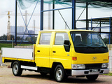 Toyota Dyna 100 Double Cab 1995–99 photos