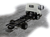Toyota Dyna Chassis Cab 1999–2002 images