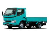 Toyota Dyna JP-spec 1999–2002 images