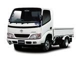 Toyota Dyna JP-spec 1999–2002 photos