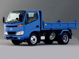 Toyota Dyna Tipper JP-spec 1999–2002 wallpapers