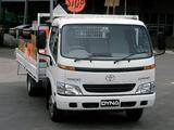 Toyota Dyna 5500 AU-spec 2001–02 images