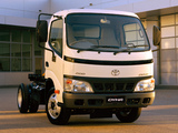 Toyota Dyna 200 Chassis Cab AU-spec 2002–04 photos