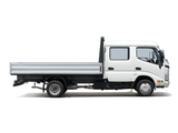 Toyota Dyna Double Cab Long 2006 pictures