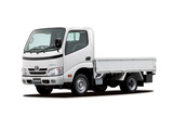 Toyota Dyna JP-spec 2006 wallpapers