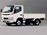 Toyota Dyna JP-spec 1999–2002 wallpapers