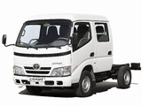 Toyota Dyna Chassis Double Cab 2006 wallpapers