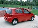 Images of Toyota Echo Sportivo 5-door 2001–03