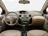 Pictures of Toyota Echo 4-door 2003–05