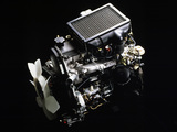 Pictures of Engines  Toyota 1KZ-TE