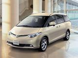 Images of Toyota Estima 2006–08