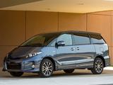 Images of Toyota Estima Hybrid Aeras 2012