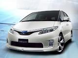 Modellista Toyota Estima Hybrid 2012 photos