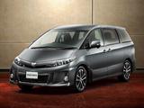 Toyota Estima Aeras 2012 pictures
