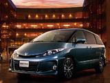 Toyota Estima Hybrid Aeras 2012 wallpapers