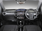 Images of Toyota Etios Cross ZA-spec 2014