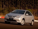 Photos of Toyota Etios Sedan BR-spec 2012