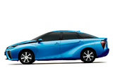 Photos of Toyota FCV 2015
