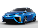 Pictures of Toyota FCV Concept 2013