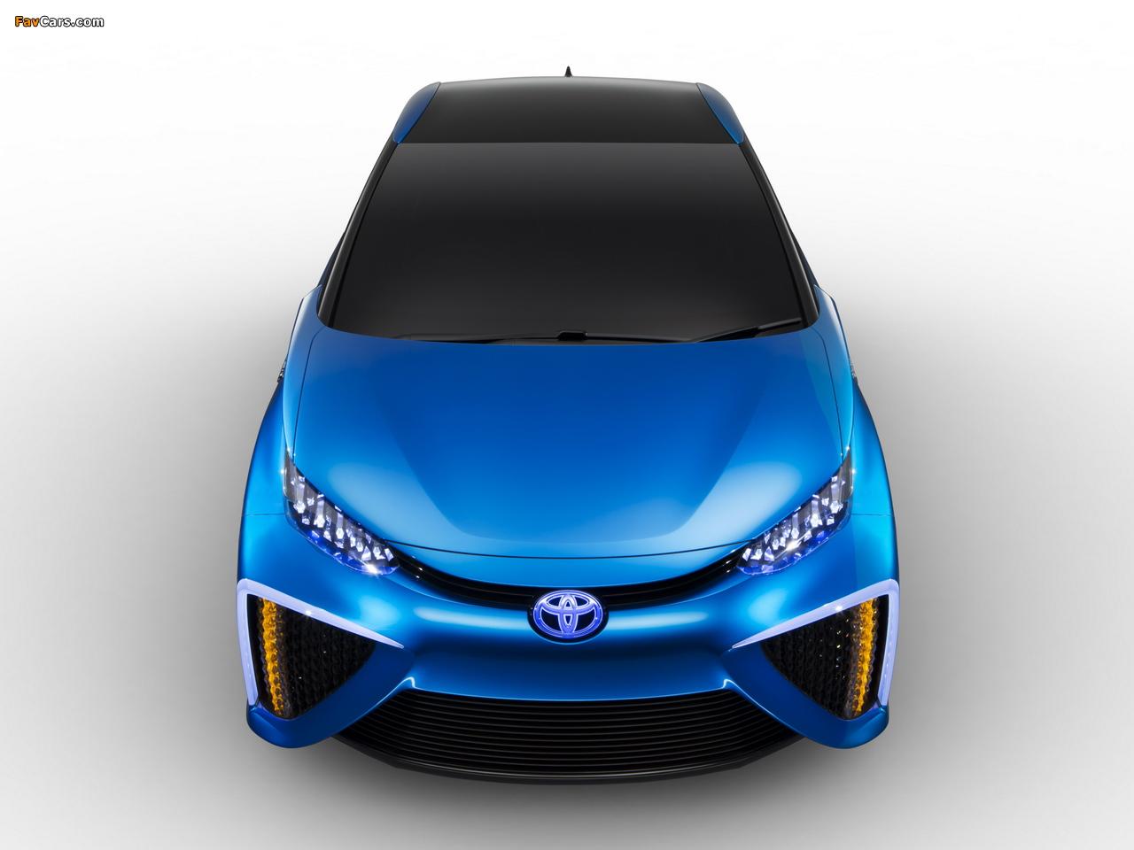 Toyota FCV Concept 2013 images (1280 x 960)
