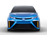 Toyota FCV Concept 2013 pictures