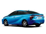 Toyota FCV 2015 photos