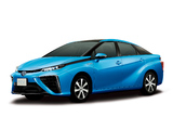 Toyota FCV 2015 wallpapers