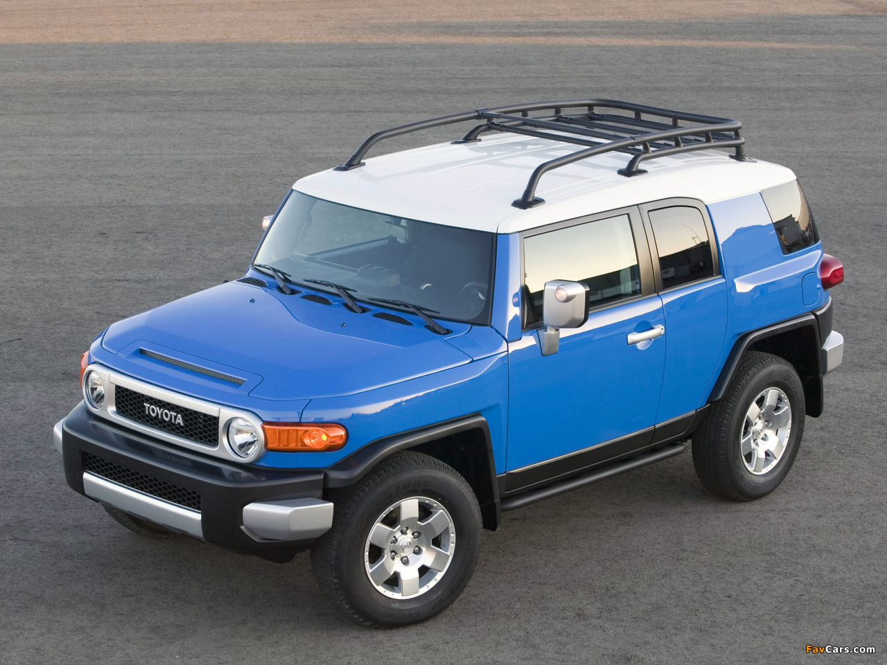 Toyota fj cruiser wallpapers download