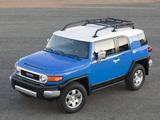 Images of Toyota FJ Cruiser 2006–10