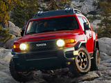 Images of Toyota FJ Cruiser Trail Teams 2011