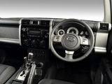 Images of Toyota FJ Cruiser Sport ZA-spec (GSJ15W) 2011