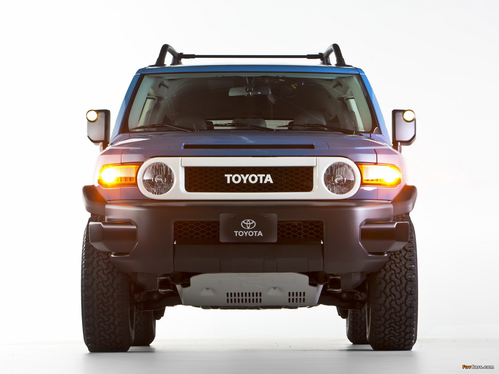 Images of Toyota FJ Cruiser Trail Teams Ultimate (GSJ15W) 2014 (1600 x 1200)