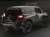 Photos of Toyota FJ Cruiser Race Truck 2006