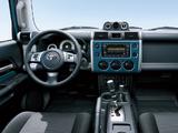 Photos of Toyota FJ Cruiser UAE-spec (GSJ15W) 2010