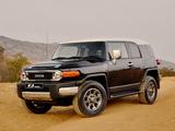 Photos of Toyota FJ Cruiser Sport ZA-spec (GSJ15W) 2011