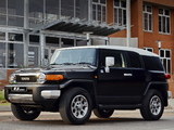 Photos of Toyota FJ Cruiser Sport ZA-spec (GSJ15W) 2011