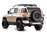 Photos of TRD Toyota FJ-S Cruiser 2012