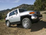 Pictures of Toyota FJ Cruiser 2006–10