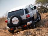 Pictures of Toyota FJ Cruiser ZA-spec (GSJ15W) 2010