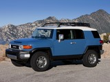 Pictures of Toyota FJ Cruiser (GSJ15W) 2010