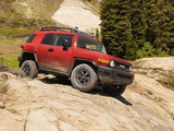 Pictures of Toyota FJ Cruiser Trail Teams 2011