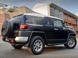 Pictures of Toyota FJ Cruiser Sport ZA-spec (GSJ15W) 2011