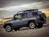 Pictures of Toyota FJ Cruiser Trail Teams Ultimate (GSJ15W) 2014