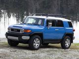 Toyota FJ Cruiser 2006–10 images