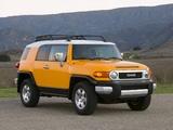 Toyota FJ Cruiser 2006–10 photos