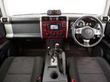 Toyota FJ Cruiser AU-spec (GSJ15W) 2010 images