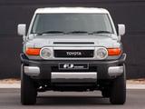 Toyota FJ Cruiser ZA-spec (GSJ15W) 2010 photos