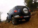 Toyota FJ Cruiser ZA-spec (GSJ15W) 2010 pictures