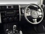 Toyota FJ Cruiser Sport ZA-spec (GSJ15W) 2011 wallpapers